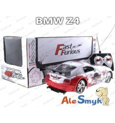 Bmw z4 fast furious - 4x4 i 4 aktywne silniki !
