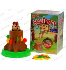 Gra skacząca wiewiórka (Mattel)