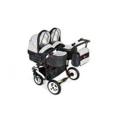 Wózek DANNY SPORT 5 twin