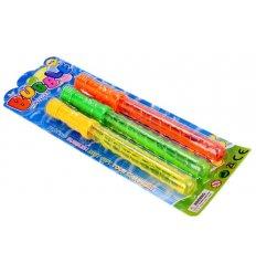 Miecz do puszczania dużych baniek mydlanych - Bańki Bubble Stick 3w1