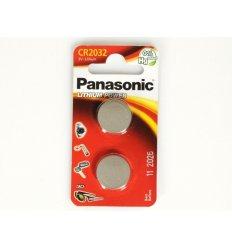 Bateria Litowa Panasonic CR2032 3V Blister 2 sztuki