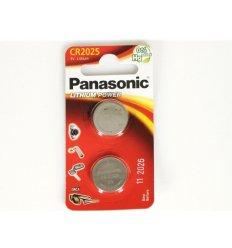 Bateria Litowa Panasonic CR2025 3V Blister 2 sztuki