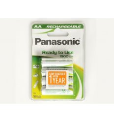 Akumulator Ni-Mh 1,2V 1900mAh Panasonic P6 Blister 4sztuki