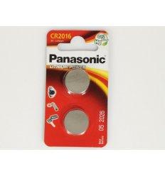 Bateria Litowa Panasonic CR2016 3V Blister 2 Sztuki