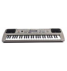 Organy Keyboard - Mikrofon, Zasilacz, USB MQ-807 Przecena
